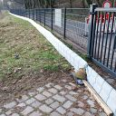 gate, Falkensteiner Ufer, toad fence
