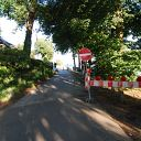 Falkensteiner Ufer, barrier, traffic sign