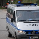 , , Falkensteiner Ufer, police officer, police car, police